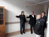 ABDULLAH AĞRALı - Milletvekili Ağralı, Seydişehir'deki Yatırımları İnceledi