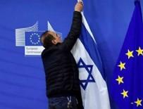 DIŞİŞLERİ BAKANLARI - Netanyahu AB'den beklediğini alamadı