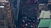 MANHATTAN - New York'ta Patlama Açıklaması Yaralılar Var