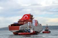 Norveç Yolcu Gemisi Yalova'da İnşa Edildi