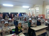 BEĞENDIK - Öğrencilerden Okul Gazetesi