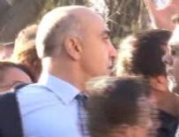 BÜLENT KERIMOĞLU - CHP'li Başkan vatandaşın üzerine yürüdü
