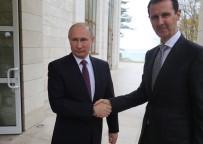 SURIYE DEVLET BAŞKANı - Rusya Suriye'deki Askerlerini Çekiyor