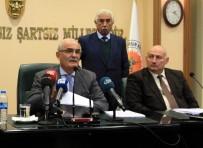 YUSUF ZIYA YıLMAZ - Samsun Meclisi Kudüs'e Gidecek