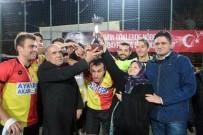 ÖZGÜR ÇEVİK - Şehit Oğuz Özgür Çevik Turnuvası Şampiyonu Göztepe