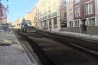 SANAYİ SİTESİ - Süleymanpaşa Belediyesi Yol Yapım Harekâtına Devam Ediyor