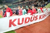 ALI TURAN - Süper Lig Açıklaması Atiker Konyaspor Açıklaması 1 - Kardemir Karabükspor Açıklaması 0 (İlk Yarı)