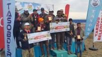 HASAN ÇAKMAK - Tarsus'ta Yılan Balığı Yakalama Yarışması