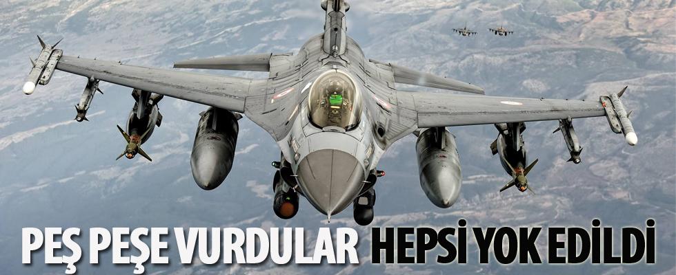 TSK'dan Kuzey Irak'a operasyon!