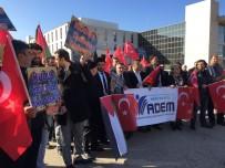 MUNZUR - Tunceli'den Trump'a 'Kudüs' Tepkisi