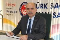 TÜRK SAĞLıK SEN - Türk Sağlık Sen'den 'Tüm Çalışanlar Kadrolu Olsun' Talebi