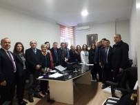 İL SAĞLıK MÜDÜRLÜĞÜ - Türkiye Yeterli Ve Dengeli Beslenme Ve Hareketli Yaşam Zonguldak İl Kurulu Toplantısı Yapıldı