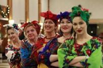 PORTO - Ukraynalılar Festivalde Buluştu