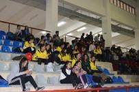 HARRAN ÜNIVERSITESI - Üniversitelerarası Voleybol Müsabakalarında 4 Takım 1. Lige Yükseldi