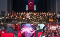 TÜRK HALK MÜZİĞİ - Van'da 'Türkülerle Anadolu' Konseri