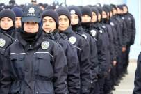 KADIN POLİS - Yozgat POMEM'de Polis Adayları Mezuniyete Hazırlanıyor