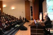 MUSTAFA TALHA GÖNÜLLÜ - Adıyaman'da 'Postkolonyalizm' Konulu Konferans Düzenlendi