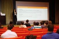 İŞ GÖRÜŞMESİ - AGÜ'de Mezun Adayı Öğrencilere CV Hazırlama Semineri