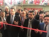 İSTİŞARE TOPLANTISI - Altıntaş MHP'ye Yeni Hizmet Binası