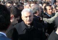 HAYATİ YAZICI - Başbakan Cenaze Töreninde
