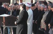HAYATİ YAZICI - Başbakan Yıldırım Cenaze Namazına Katıldı