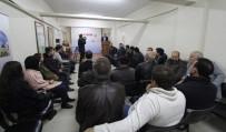 FOLKLOR - Başkan Memiş Kültür Sohbetlerine Konuk Oldu