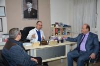 AİLE HEKİMİ - Başkan Özakcan 7 Nolu Sağlık Ocağı'nı Ziyaret Etti