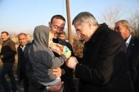 AKÇAKIRAZ - Başkan Yanılmaz Açıklaması 'Elazığ'a Hizmet Aşkımız Bitmeyecek'