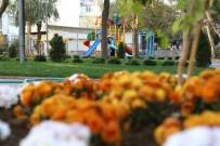 İLKBAHAR - Bayraklı'ya 'Modern' Parklar
