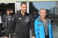 MUSTAFA PEKTEMEK - Beşiktaş Kupa Maçı İçin İzmir'e Geldi