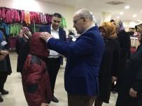 BEYKOZ BELEDİYESİ - Beykoz Belediyesi'nden Çocuklara Kışlık Kıyafet Yardımı