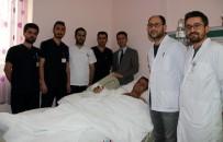 KRİZ MERKEZİ - Bitlis'te Omuz Hizasından Kopan Kol Erzurum'da Yerine Dikildi