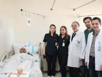 KAS AĞRISI - Boyun fıtığı endoskopik yöntemle çıkarıldı