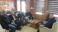 HASAN ÇOBAN - Burhaniye' De Spor Kompleksi Projesi Yapılacak