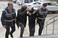 GIRNE - Çelik Kasa Hırsızları Tutuklandı