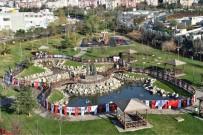 CENGİZ AYTMATOV - Cengiz Aytmatov Heykeli Maltepe'de Açıldı