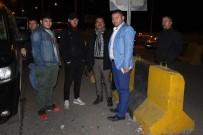 HABUR SıNıR KAPıSı - CHP'li Başkan Şoförleri Dinledi