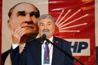 HALIL ÖZKAN - CHP Seyhan'da Abeydullah Kolcu Yeniden Başkan