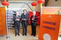 İZMIR EKONOMI ÜNIVERSITESI - Çin Kültür Merkezi İzmir Ekonomi'de Açıldı