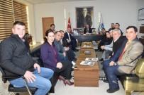 KANİ BEKO - DİSK Ve Genel-İş'ten Tekirdağ Büyükşehir'e Ziyaret