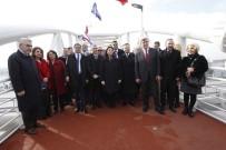 ENGELLİ ASANSÖRÜ - Dr. Sadık Ahmet Yaya Üst Geçidi Açıldı