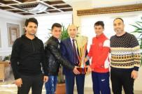 MİLLİ ATLETLER - DÜ Öğrencileri Türkiye Şampiyonu Oldu
