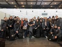 ECZACıBAŞı - Eczacıbaşı Vitra, CEV Kupası İçin Belçika'da