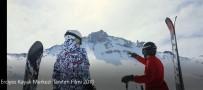 TANITIM FİLMİ - Erciyes Kayak Merkezi'nin Tanıtım Filmi Büyük İlgi Gördü