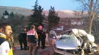 KıRıM - Gaziantep'teki Kazada Ölü Sayısı 2'Ye Yükseldi