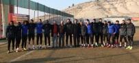 OSMANLISPOR - Gazilerden Yeni Malatyaspor'a Moral