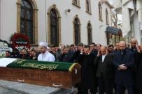 İMTİYAZ - Hayatını Kaybeden Gazete Patronu Son Yolculuğuna Uğurlandı
