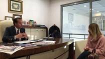 MUSTAFA ARSLAN - İletişim Fakültelerine 'Usta-Çırak Modeli' Önerisi