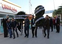 SIYAH ÇELENK - İncirlik'te Kudüs Protestosu