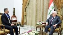 MEZHEPÇİLİK - Irak Cumhurbaşkanı Masum, Erşet Salihi İle Görüştü